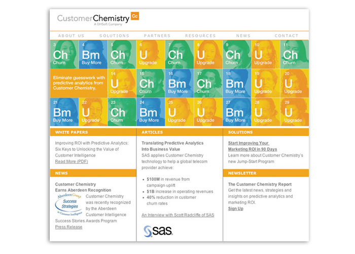 Customer Chemistry