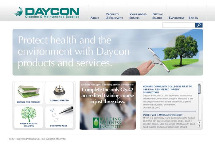Daycon Website