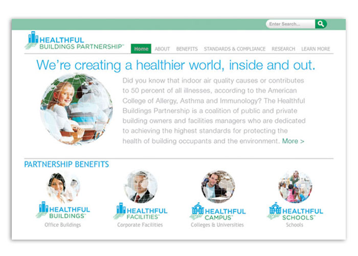 Healthful Website