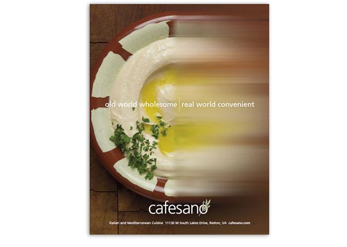 Cafesano Poster